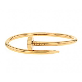 Jt Gold stainless steel bangle bracelet