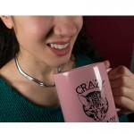 AD Σετ τρία ατσάλινα σκουλαρίκια μύτης κρίκοι 8mm