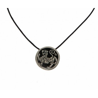 Antria Men`s Tiger pendant Shotokan Karate