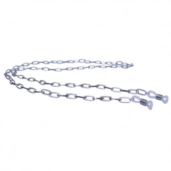 Jt Silver stainless steel glasses' chain