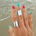 Mc Ατσάλινο δαχτυλίδι σωλήνας σεβαλιέ με καμπύλες