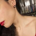 Jt Steel hoop earrings small 1.2cm