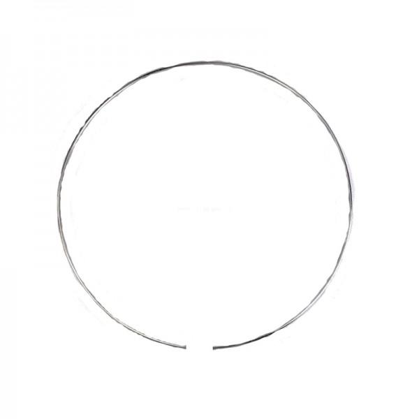 AD Steel Nose Hoop Ring 8mm