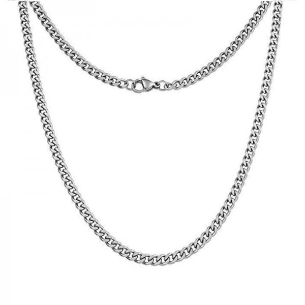 Jt Classic men's chain necklace 5mm