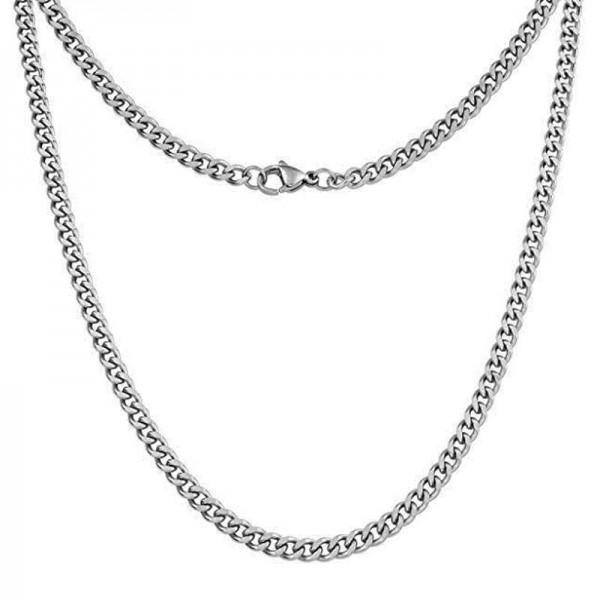 Jt Classic men's chain necklace 6mm