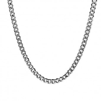 Jt Classic unisex thick chain necklace 9mm