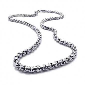 Jt Modern Unisex chain necklace 3mm
