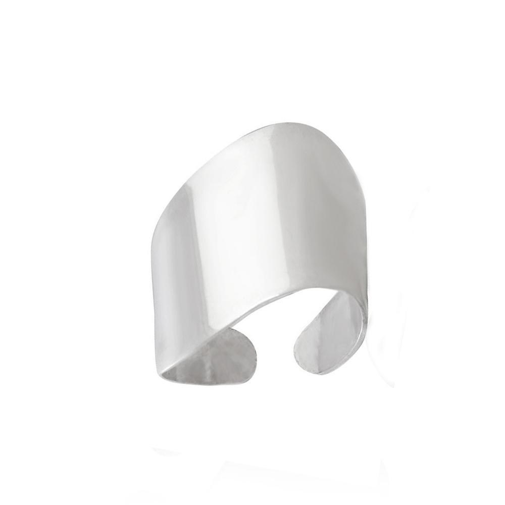 Mc Ατσάλινο δαχτυλίδι σωλήνας για παράμεσο με καμπύλες