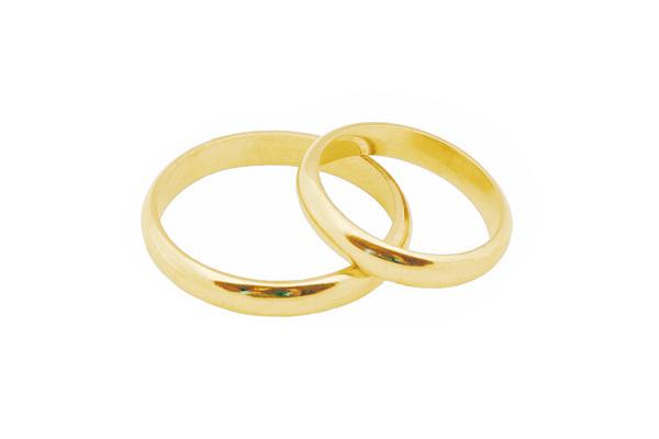 Jt Βέρες από χρυσό 14Κ 3mm